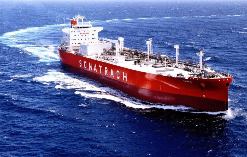 Sonatrach Petroleum Corporation Ship Alrar